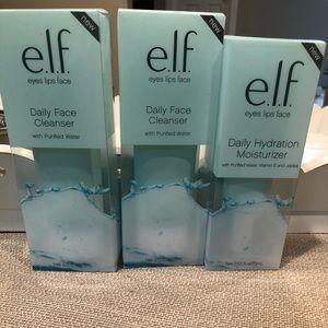 ELF skincare set